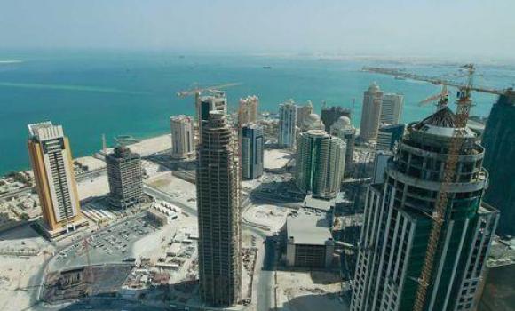 Dubai aerial by ArabNews
